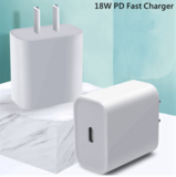18W PD USB Type C Quick Charger Adapter For iPhone 11 Pro XR X Xs Max 8 Fast Charging EU US  plug